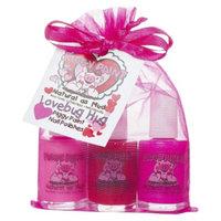 Rockhouse Industries, Inc Piggy Paint Lovebug Hug Non-Toxic Nail Polish Set