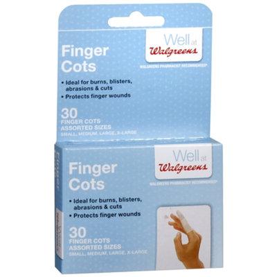 Walgreens Finger Cots