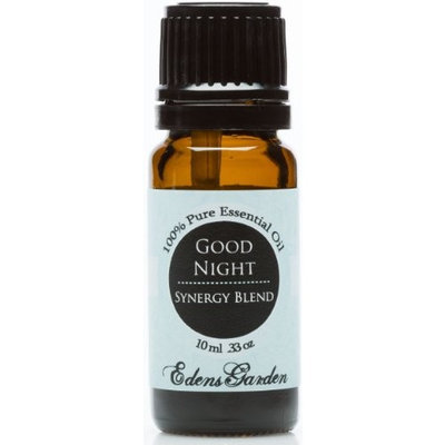 Edens Garden Good Night Synergy Blend Essential Oil- 10 ml (Comparable to DoTerra's Serenity & Young Living's Peace & Calming Blend)