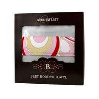 Bebe au Lait Hooded Towel, Valencia, Baby