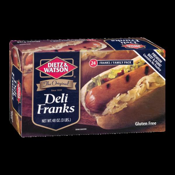 Dietz And Watson Deli Franks - Cara Diet Cepat 2020