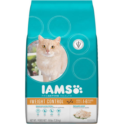 IamsA Proactive Health Weight Control Adult Cat Food