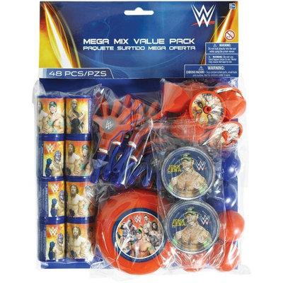 Amscan WWE Mega Mix Favor Pack (For 8 Guests)