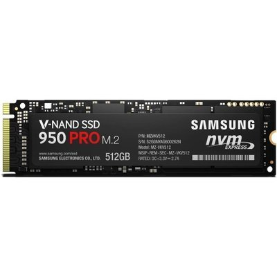 Samsung 950 PRO 512GB M.2 PCIe NVMe High Performance SSD 5 Year Warranty Pre Order Stock due 12.10.2015