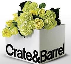 Crate & Barrel Wedding and Gift Registry