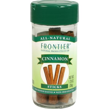 Frontier Cinnamon Sticks Whole 2.75