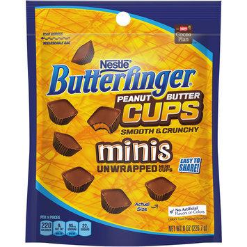 Butterfinger Peanut Butter Cups Minis