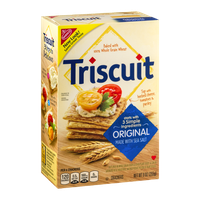 Nabisco Triscuit - Crackers - Baked Whole Grain Wheat Original