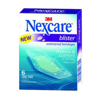 Nexcare Blister Waterproof Bandages