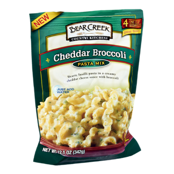 Bear Creek Country Kitchens Cheddar Broccoli Pasta Mix