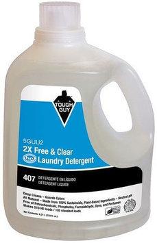 TOUGH GUY 5GUU2 HE Liquid Laundry Detergent,210 oz.