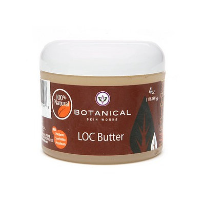 Botanical Skin Works LOC Butter
