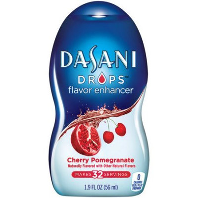 Dasani Drops® Cherry Pomegranate Flavor Enhancer