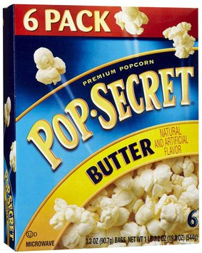 Pop-Secret Microwave Popcorn Butter