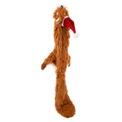 Grreat ChoiceA Pet HolidayTM Beaver Flattie Dog Toy