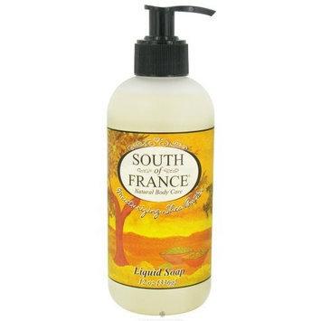 South Of France Liquid Soap, Moisturizing Shea Butter, 12-Ounce