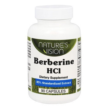 Natures Vision Nature's Vision - Berberine HCl 400 mg. - 90 Capsules