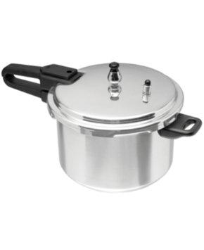 Imusa IMUSA Aluminum 7.5 Qt. Pressure Cooker