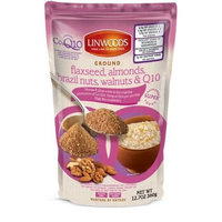 Linwoods Flaxsd with Nuts & Q10 , 12.7 oz (pack of 6 )