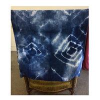Austin Tie Dye Co Super Nova Adult Bamboo Blanket - Tie Dye - Indigo