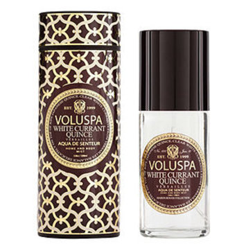 Voluspa Room and Body Spray, White Currant Quince Versailles, 3.8 oz