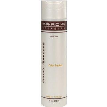 Marcia Teixeira - Brazilian Shampoo with Keratin/SPF - Color Treated Hair 10 oz.