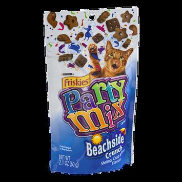 Purina Friskies Party Mix Beachside Crunch Cat Treats