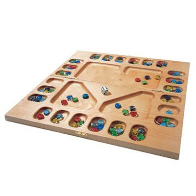 Mancala 4-Player Strategy Game Ages 6+, 1 ea