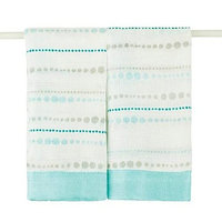 Aden + Anais Bamboo Issie Security Blanket 2 pack