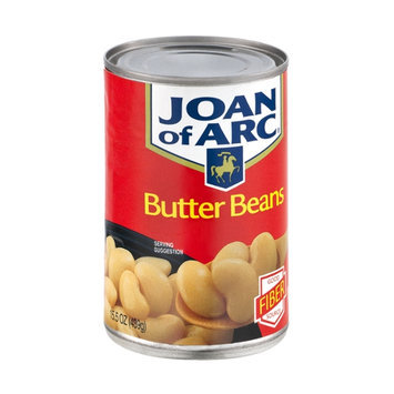 Joan of Arc Butter Beans