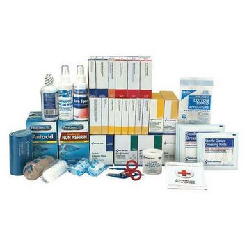 First Aid Only First Aid Kit (9-1/8 in W x 13-1/4 in D). Model: 90623
