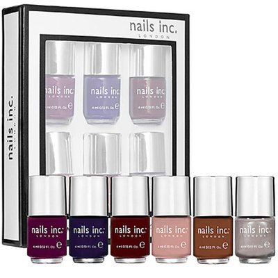 nails inc. Autumn Winter Collection