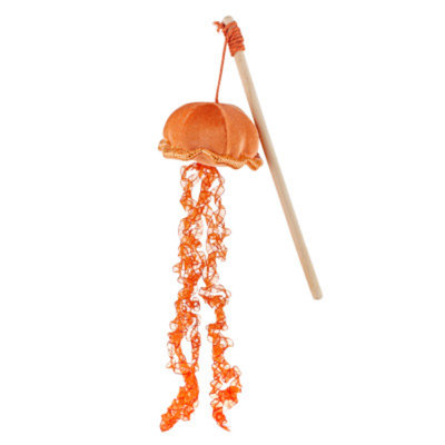 National GeographicTM Jellyfish Teaser Cat Toy