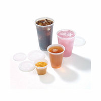 FABRI-KAL 9 Oz Drink Cups in Clear