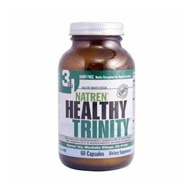 Natren Healthy Trinity Dairy Free 60 Capsules