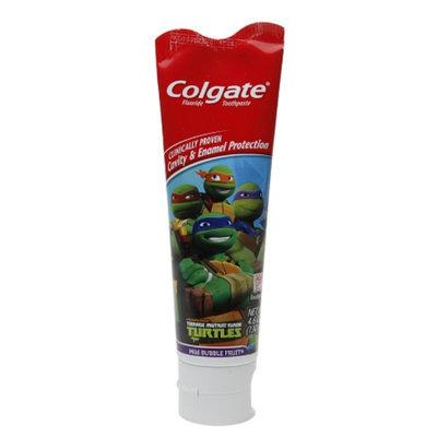 Colgate Kids Teenage Mutant Ninja Turtles Toothpaste, 4.6 oz