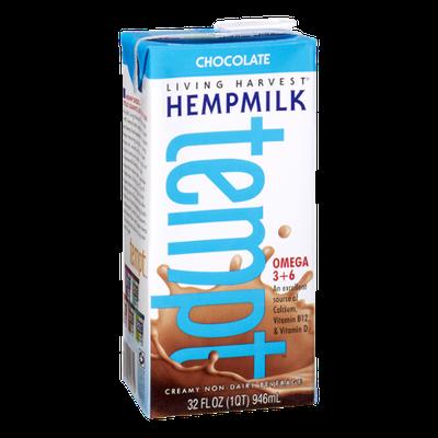 Living Harvest Tempt Hempmilk Chocolate Non-Dairy Beverage