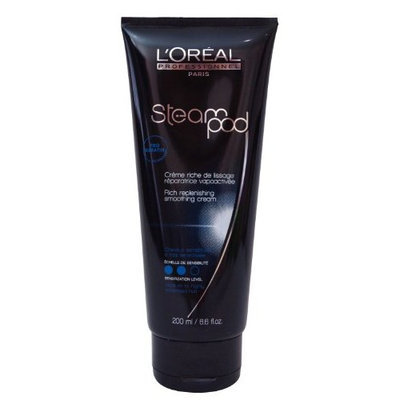 L'Oréal Paris Steampod Replenishing Smoothing Cream (Medium to highly sensitized hair)