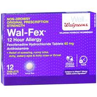 Walgreens Fexofenadine Hcl 60Mg Tablets