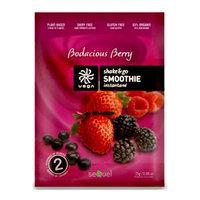 Shake Go Smoothie 10 Pack Sequel Naturals Vega Shake and Go Smoothie Bodacious Berry -- 10.6 oz