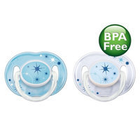 Avent Free Nighttime Pacifiers
