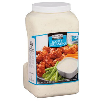 Daily Chef Ranch Dressing - 1 Gallon