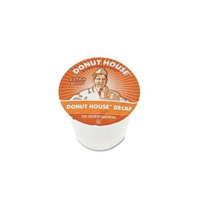 Green Mountain Coffee Roasters Donut House Decaf Coffee K-Cups