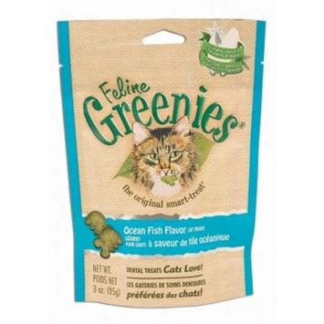 Greenies/nutro Greenies Feline Greenies Ocean Fish Flavor Cat Treats 6oz