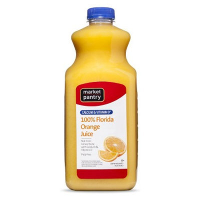 market pantry Market Pantry Orange Juice with Calcium 59 oz