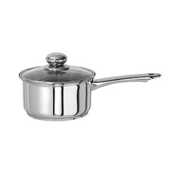 Kinetic Classicor Stainless Steel 1 Quart Covered Sauce Pan