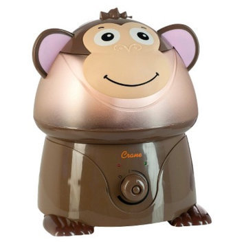 Crane Ultrasonic Cool Mist Humidifier - Monkey