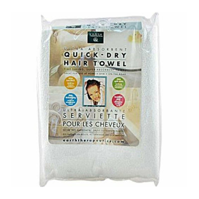 Earth Therapeutics Quick Dry Hair Towel 1 Piece