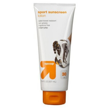 up & up Sport Sunscreen Lotion SPF 30 - 10.4 oz.