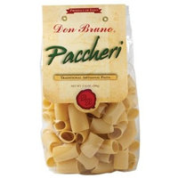 Don Bruno Paccheri Pasta, 17.6-Ounces (Pack of 12)